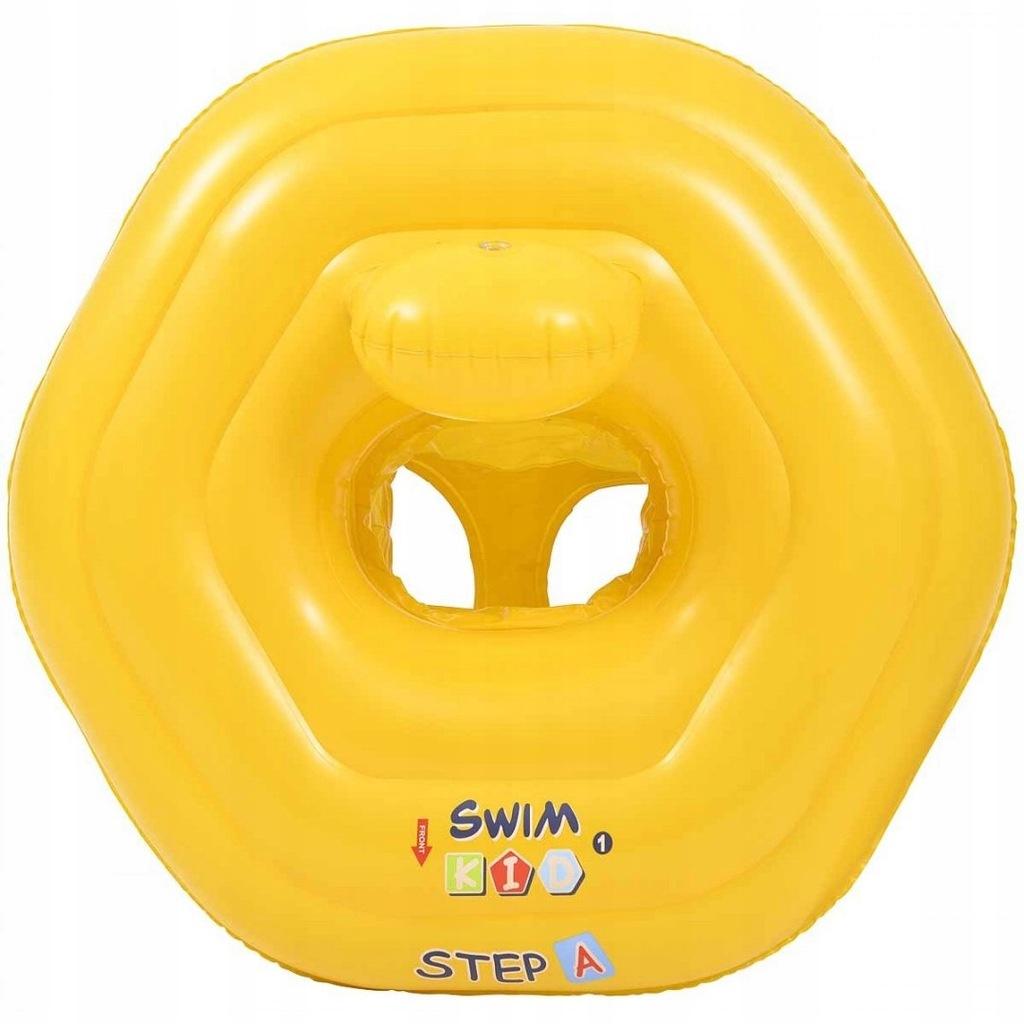 Kółko do pływania siedzisko asekuracyjne dla dziec