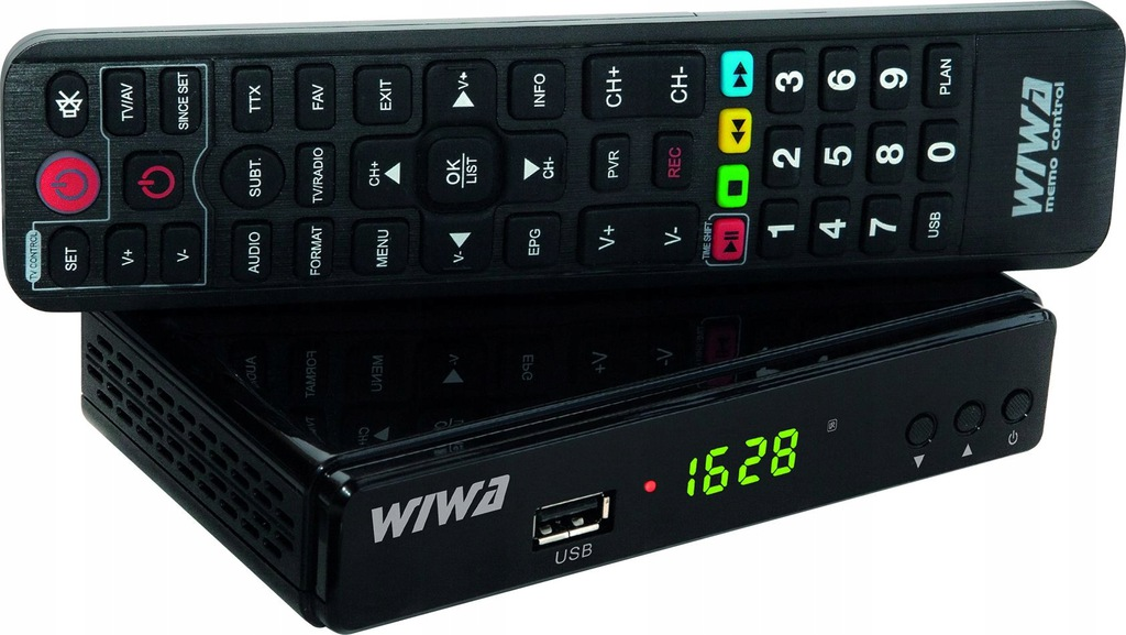Tuner TV Wiwa H.265 DVB-T2 [outlet]