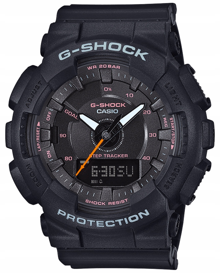 Zegarek Casio, GMA-S130VC-1AER, G-SHOCK
