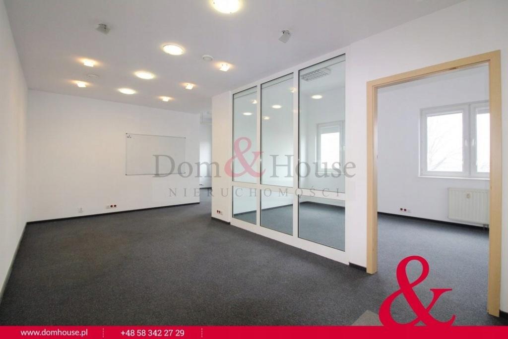 Biuro, Gdańsk, Wrzeszcz, 70 m²