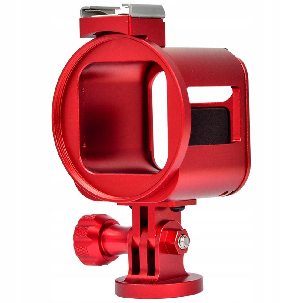 Osłona obudowy ochronnej GoPro HERO4 Czerwona