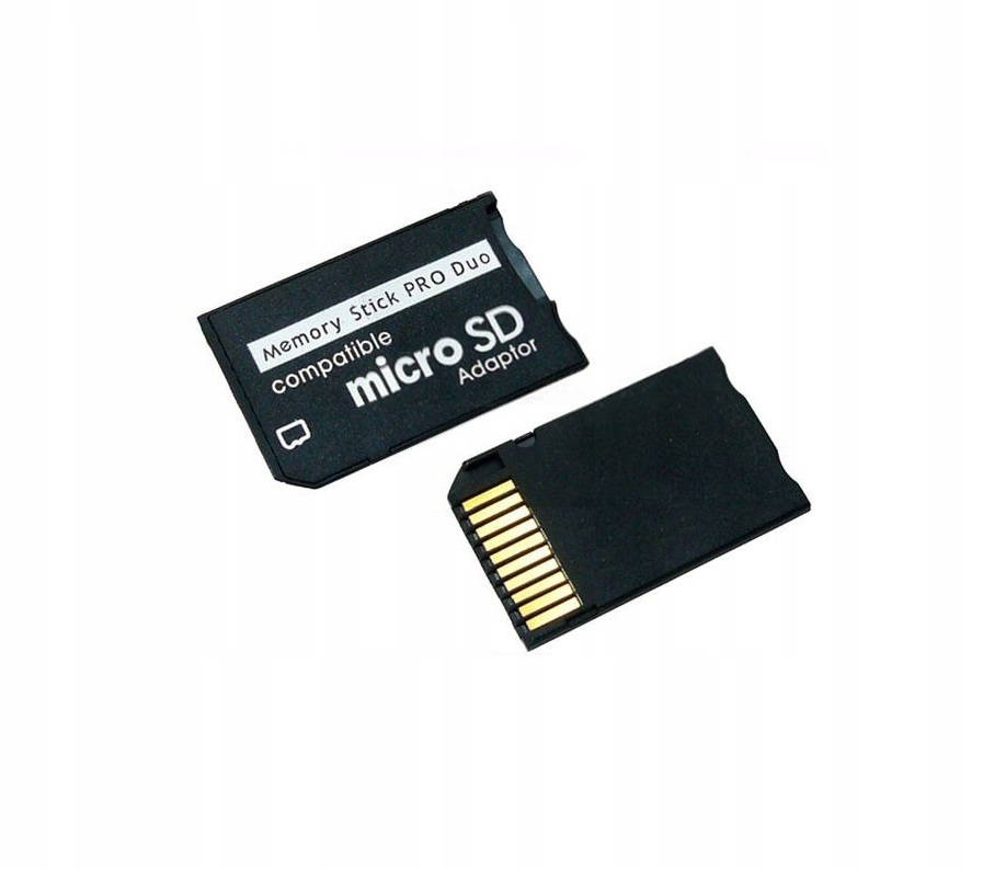 Adapter Micro SD MicroSD na MS ProDuo