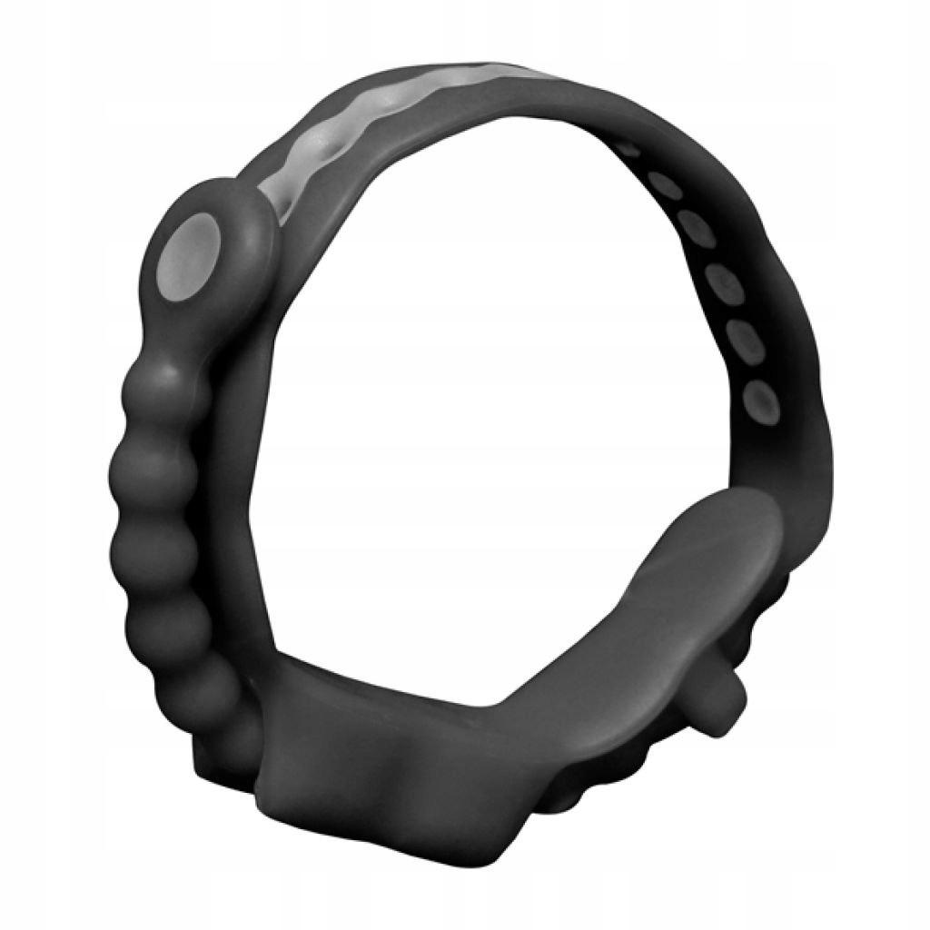 Pierścień erekcyjny - Perfect Fit Speed Shift Blac