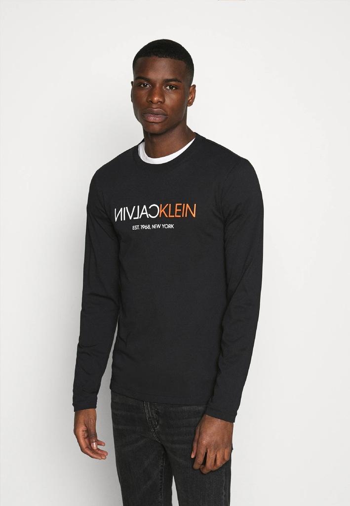 Calvin Klein Bluzka z długim rękawem