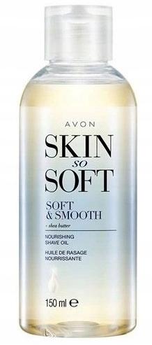 AVON Skin So Soft Odżywczy Olejek do golenia