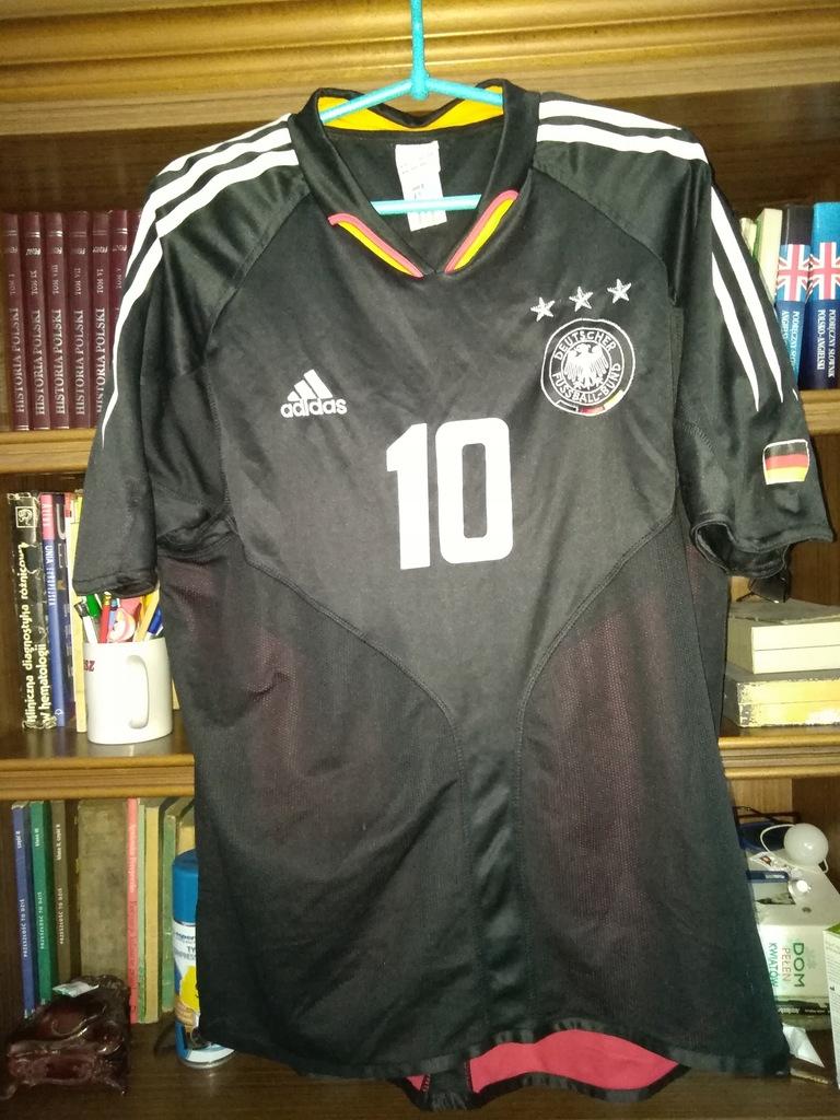 Koszulka Niemcy/Schalke Kevin Kuranyi nr 10 XL