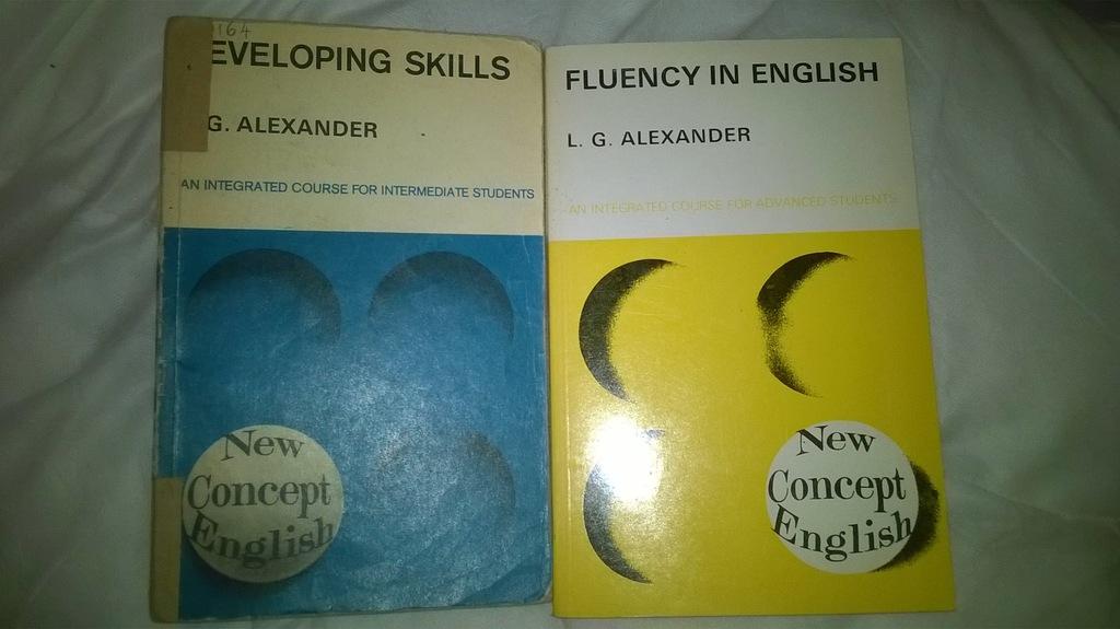 Fluency in English + DEVELOPING SKILLS - Alexander