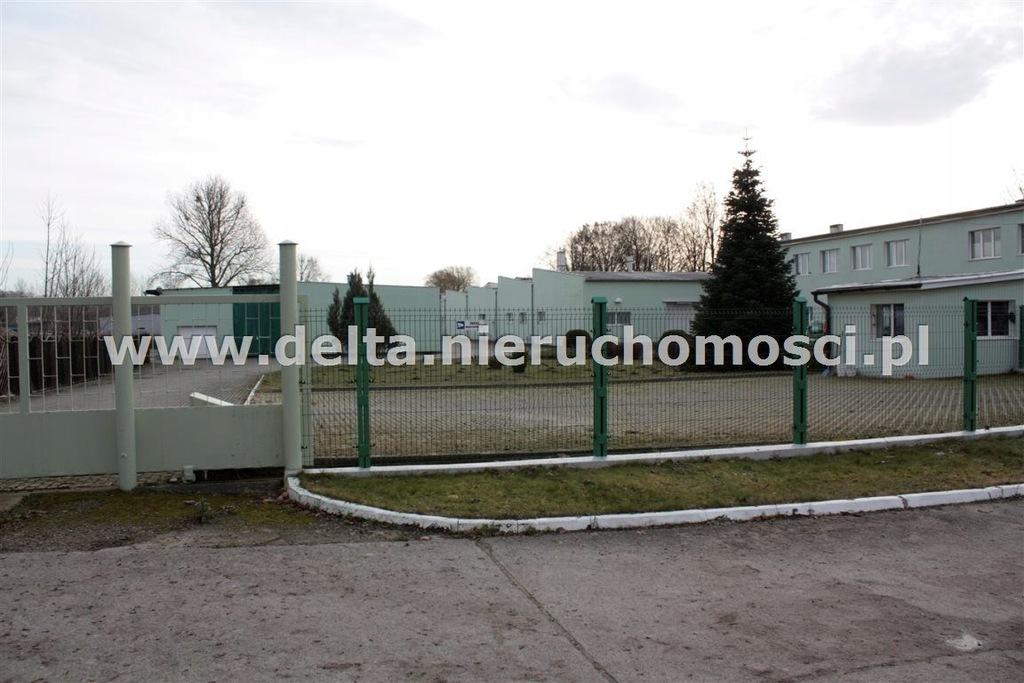 Magazyny i hale, Słupsk, 2510 m²