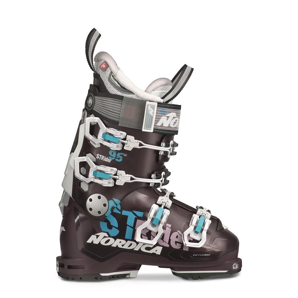 Buty narciarskie Nordica Strider 95 W DYN Czarny 2