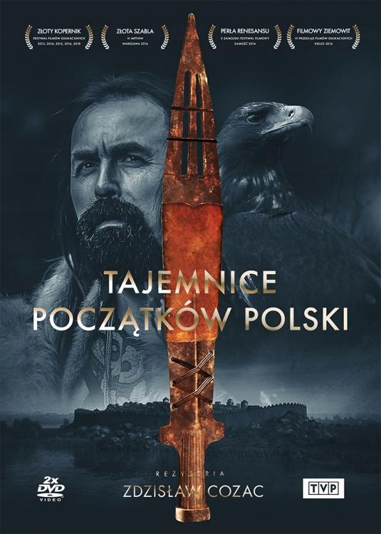 Tajemnice początków Polski, 2 DVD - Zdzisław Cozac