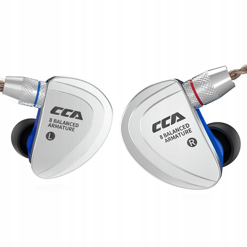 CCA C16 8BA Jednostki napędowe w słuchawkach dou
