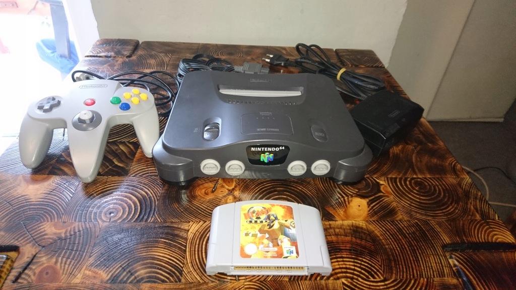Nintendo 64 pad gra