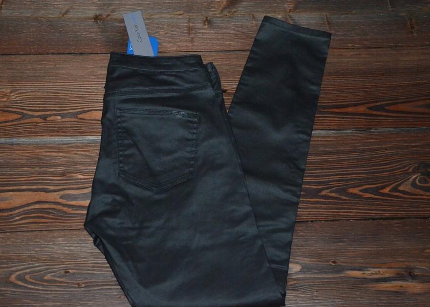 Calvin Klein CK spodnie woskowane roz. M 32x30