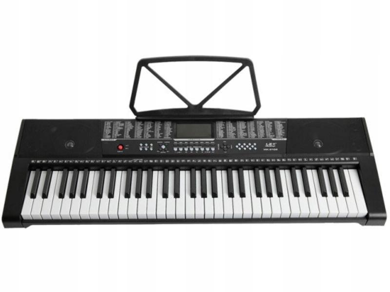 Keyboard Organy 61 Klawiszy USB LCD Nowy MK-2102