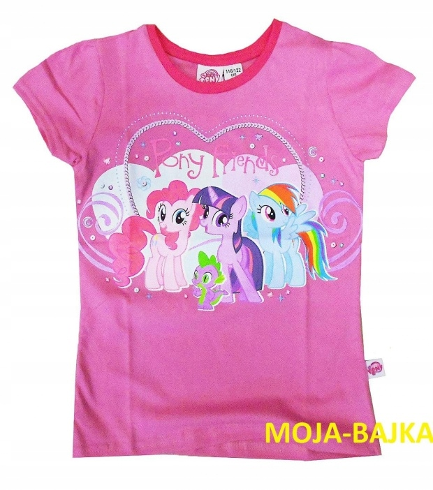 T-Shirt, bluzka MY LITTLE PONY 92/98