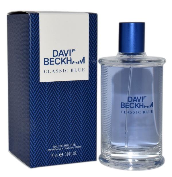 David Beckham Classic Blue 90 ml EDT
