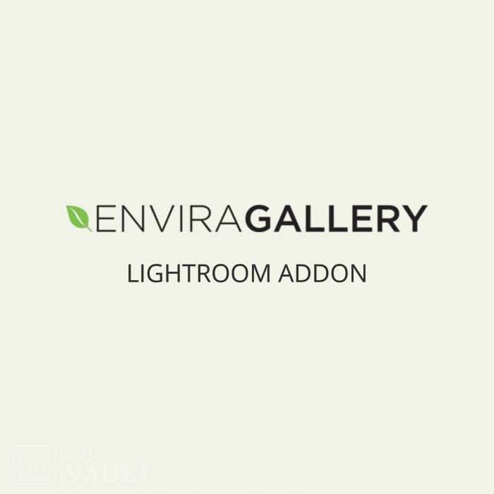 Wtyczka WordPress Envira Gallery Lightroom Add-On