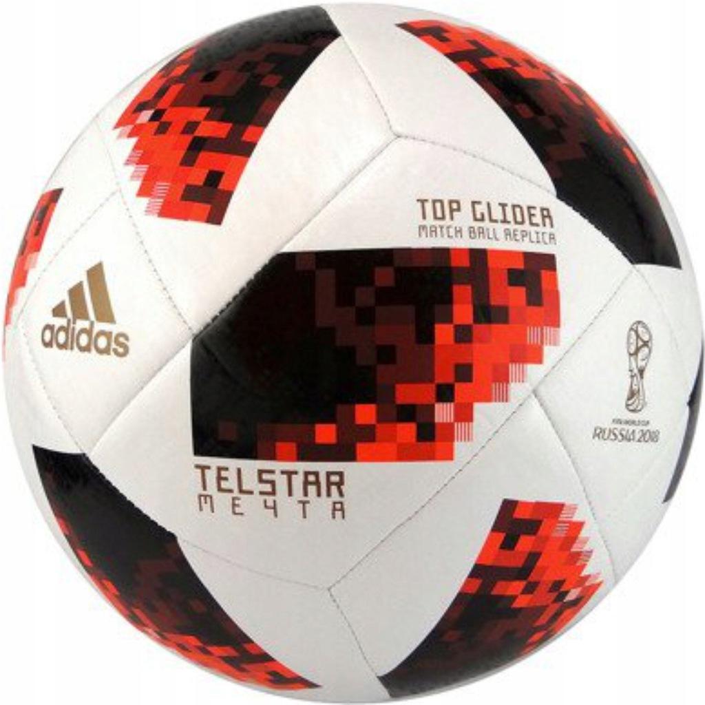 Mechta Telstar Pilka Adidas Glider Mundial Rosja 4 7044762374 Oficjalne Archiwum Allegro
