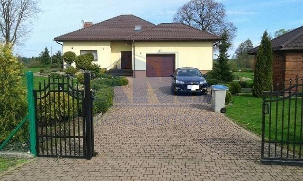 Dom, Załęże-Sędzięta, Różan (gm.), 220 m²