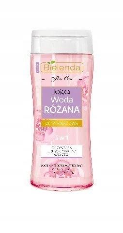 Bielenda Rose Care Woda różana 3w1 do twarzy 200ml
