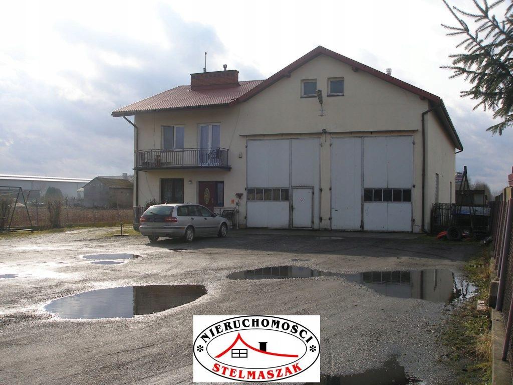 Magazyny i hale, Karczew, Karczew (gm.), 386 m²