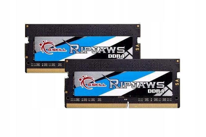 Zestaw pamięci G.SKILL Ripjaws DDR4 DIMM 2 x 8 GB