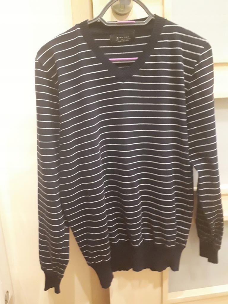 Sweter Zara Men rozmiar L