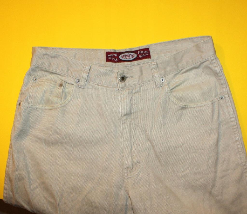 Redwood spodnie męskie rozm. 34/32 pas. 82 cm