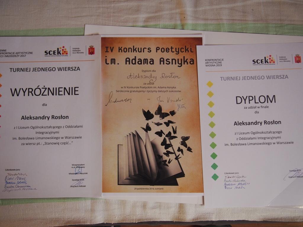 Talent Literacki Na Sprzedaż Wiersze I Wierszyki