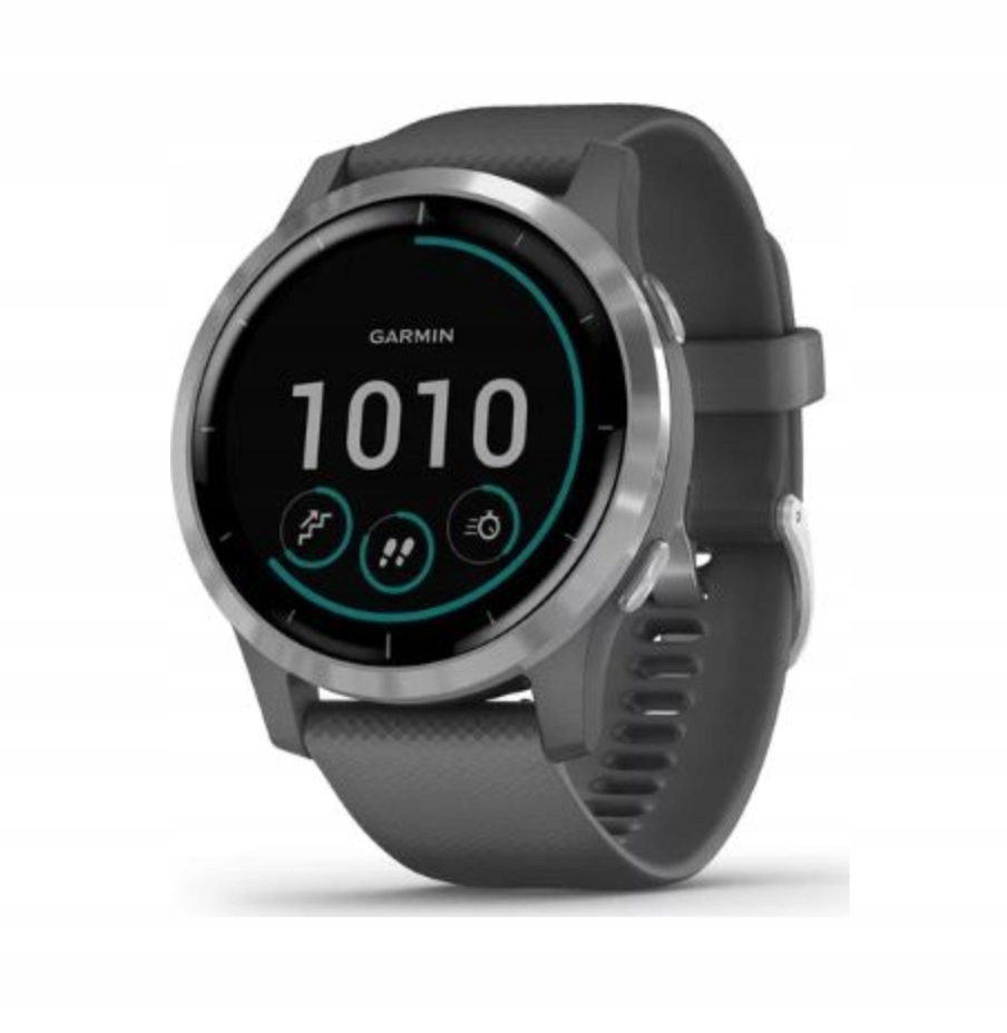 Smartwatch Garmin VivoActive 4 GPS 45mm Szary