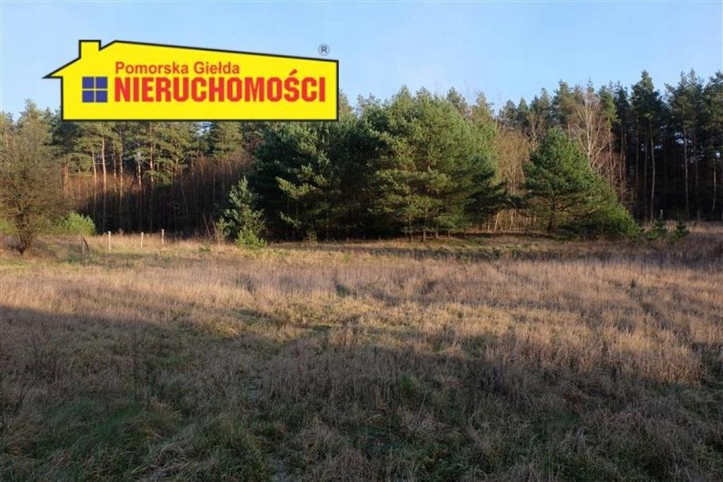 Działka, Rakowo, Borne Sulinowo (gm.), 3000 m²