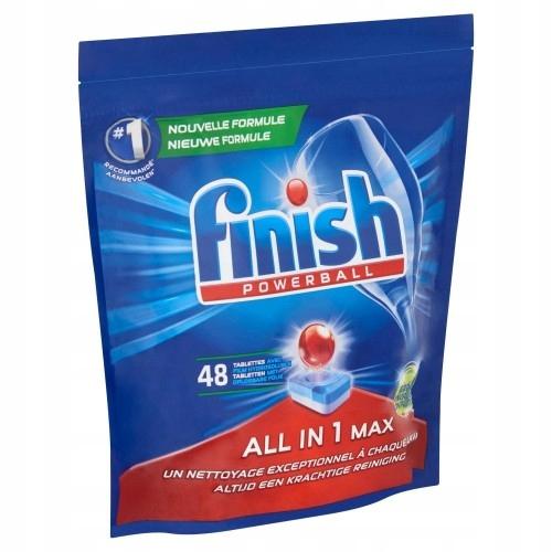Finish Powerball All-In1 Max 48 szt