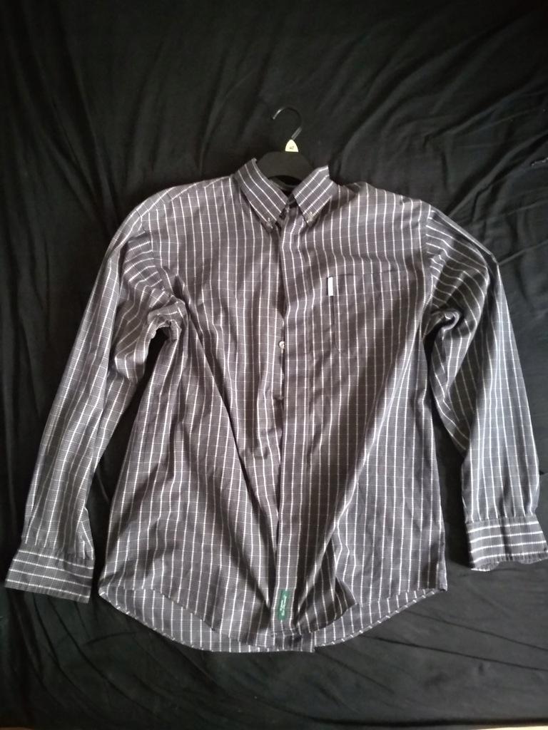 Ben Sherman 2 M koszula z długim rękawem w kratę