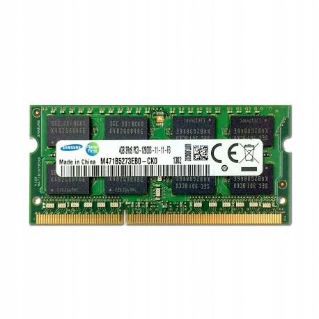 B2 Pamięć RAM Hynix 4GB 2Rx8 PC3-12800S-11-12-F3