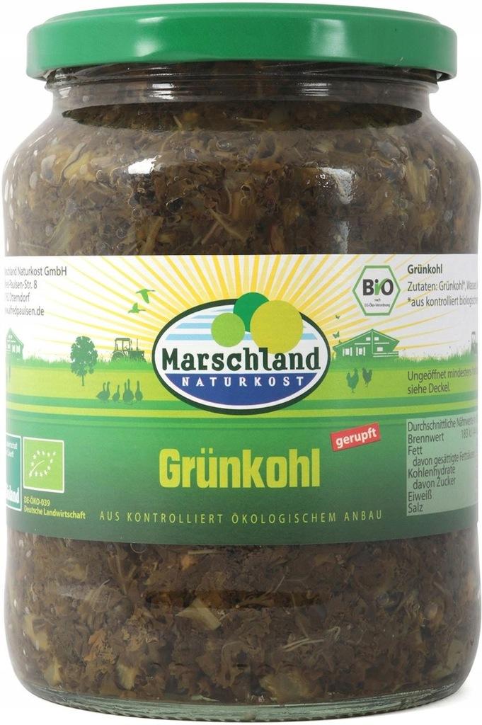 JARMUŻ W ZALEWIE BIO 660 g (420 g) - MARSCHLAND NA