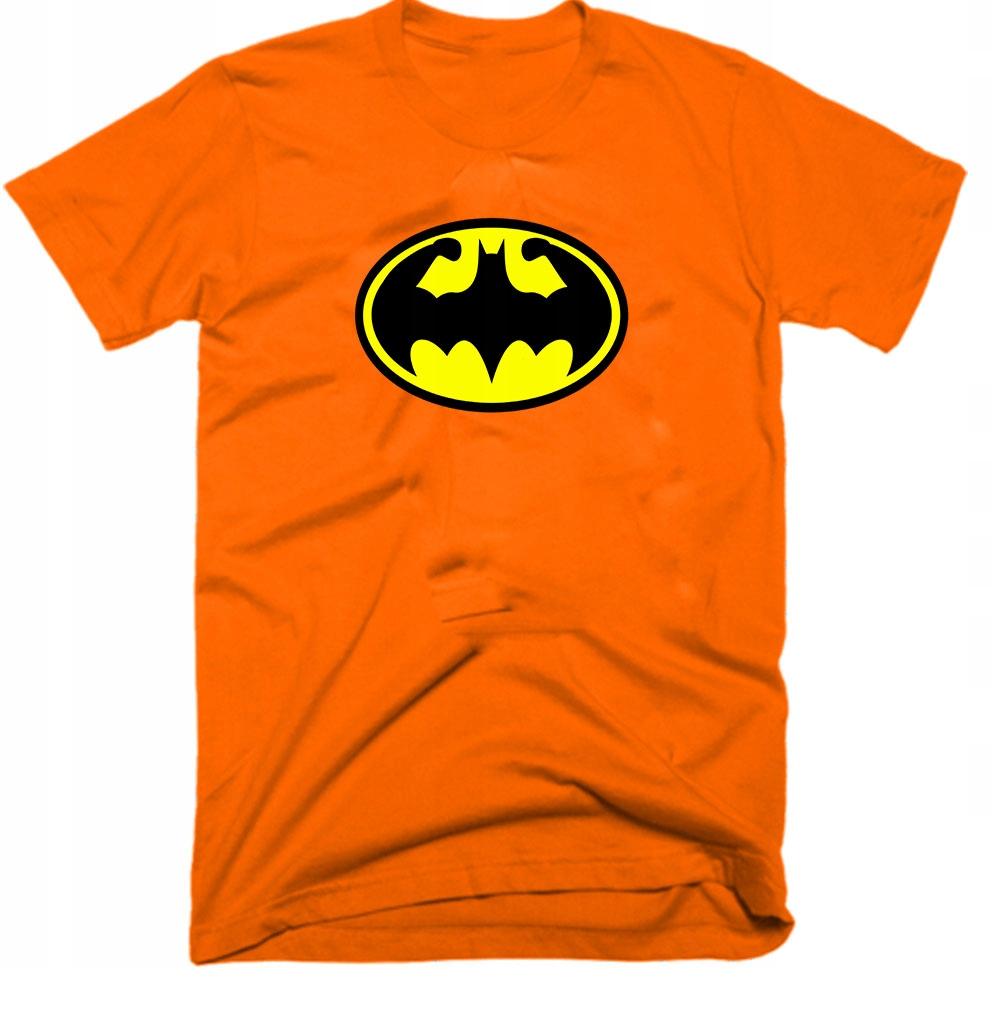 koszulka T shirt nadruk BATMAN PAKER A0201