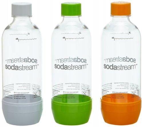 Butelki plastikowe 2 x 1L SodaStream