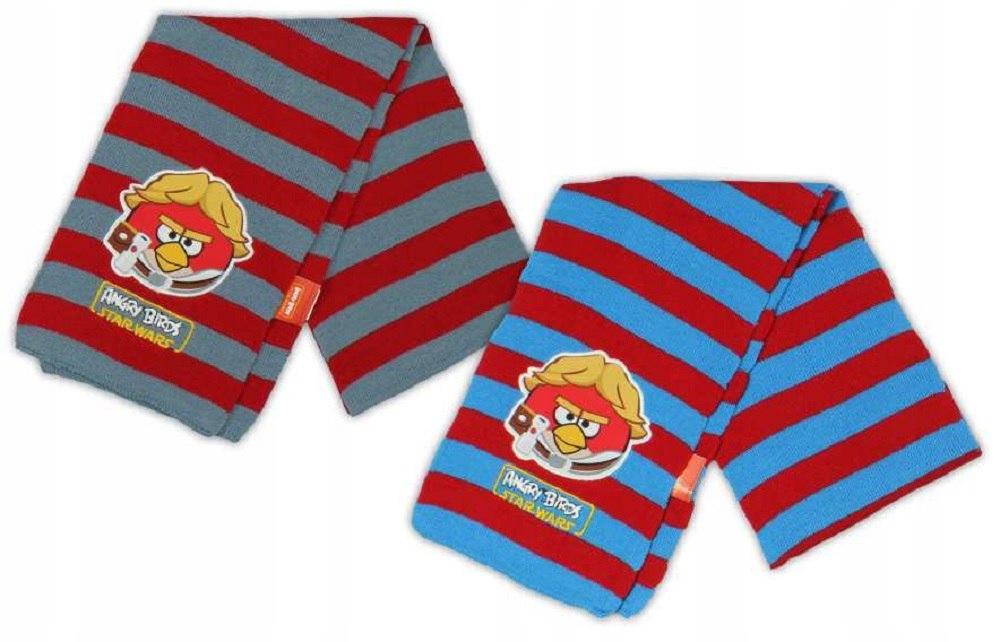 Szalik Angry Birds - losowy kolor