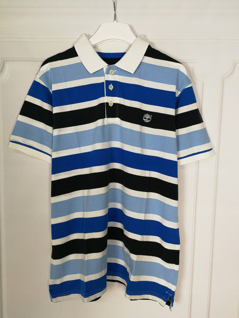 TIMBERLAND_męska koszulka polo_2XL