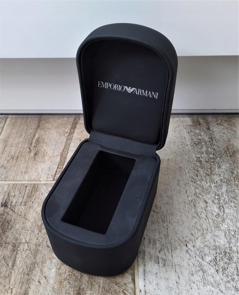 Pudełko etui BOX na zegarek EMPORIO ARMANI