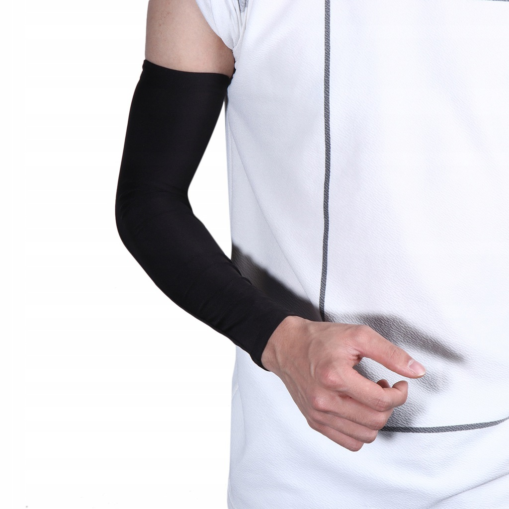 3 pary rękawów chłodzących Unisex filtr przeciwsło
