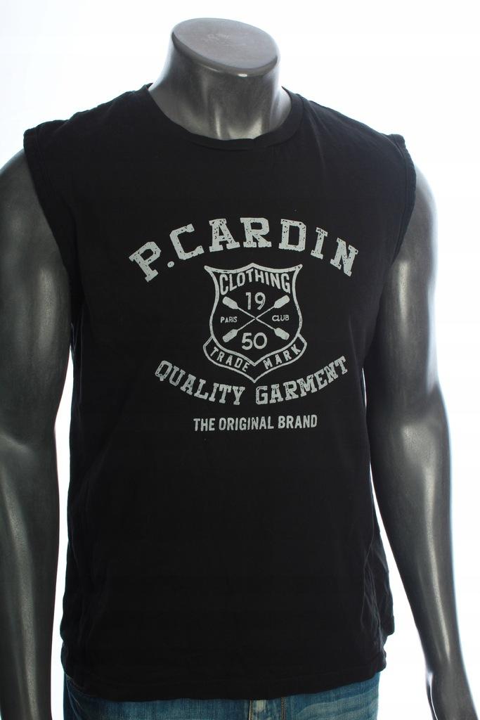 PIERRE CARDIN Koszulka bez rękawów stylowa! L