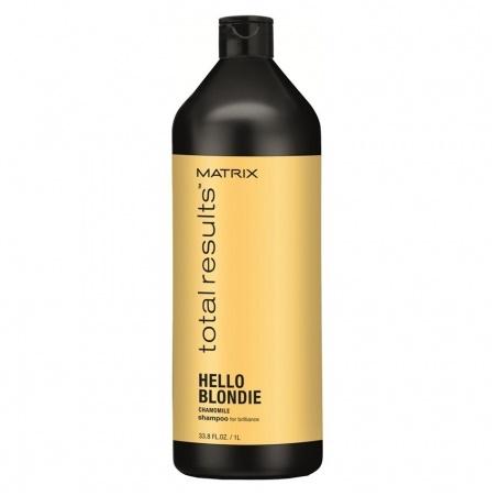 Matrix Hello Blondie szampon blond 1000ml