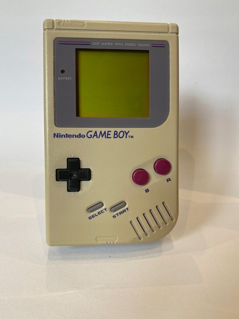 Game Boy DMG Klasyk. ORYGINAŁ