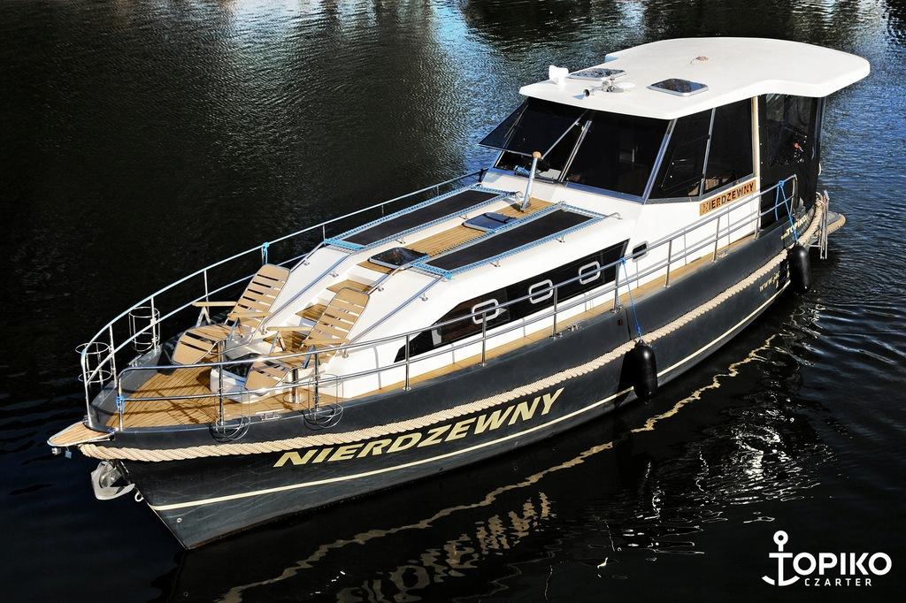 Jacht Nautiner 38 - Bogate wyposażenie