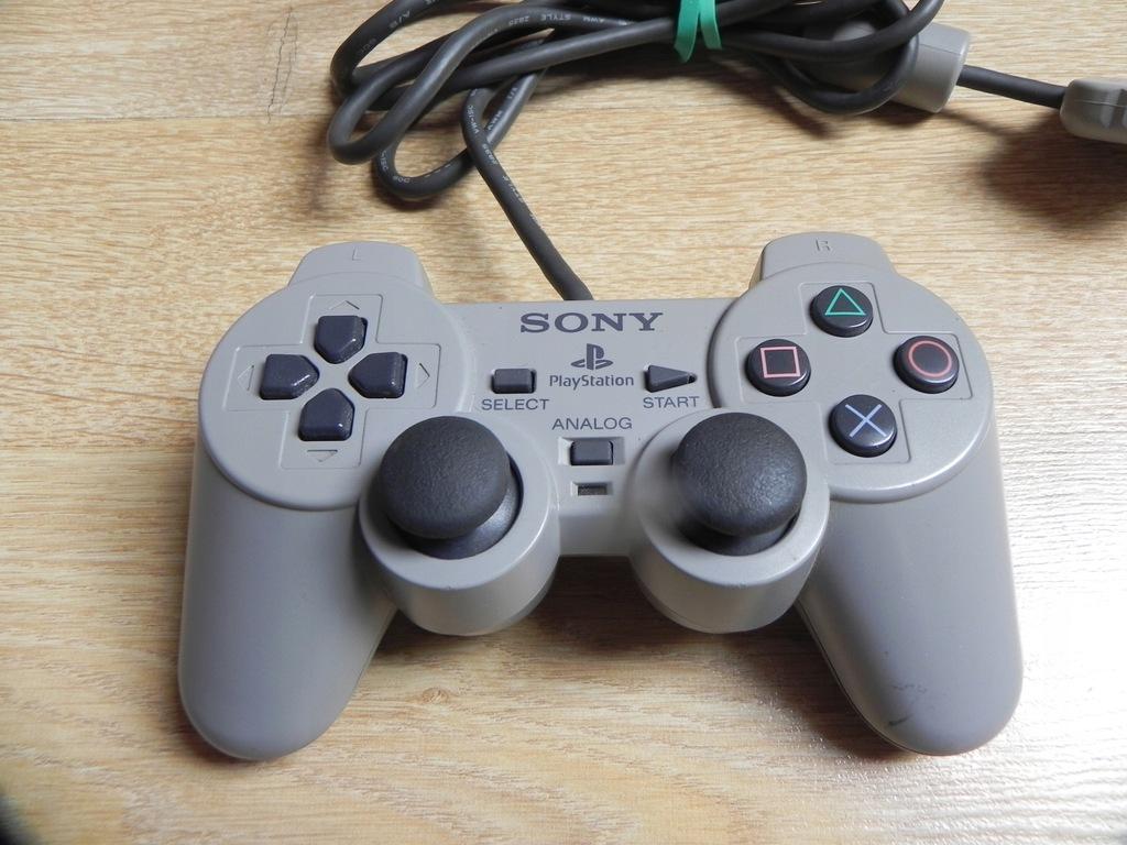 Pad Sony Dualshock Scph-1200 M Sprawny stan BDB
