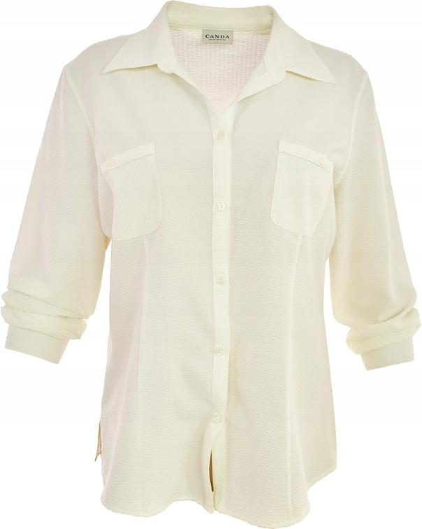 mAC0316 C&A modna wizytowa koszula 48