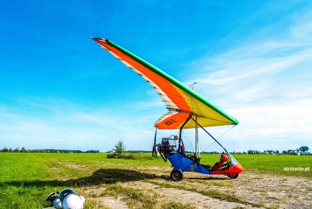 LOT MOTOLOTNIĄ AirMARIO (voucher)