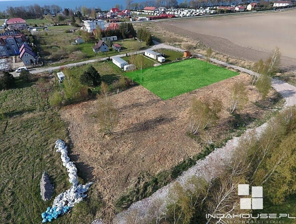 Działka, Gąski, Mielno (gm.), 996 m²