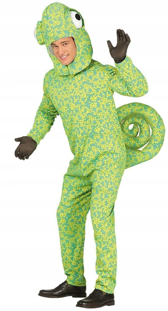 Fiestas Guirca kostium kameleon męski poliestrowy